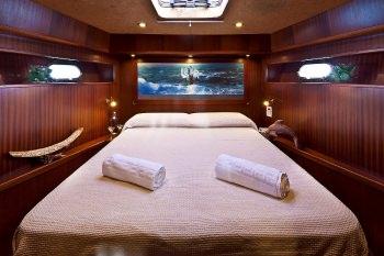 MYOSOTIS  Master cabin