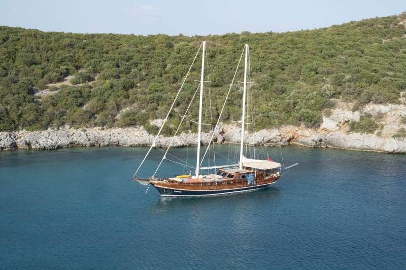 Yacht SAMARKAND