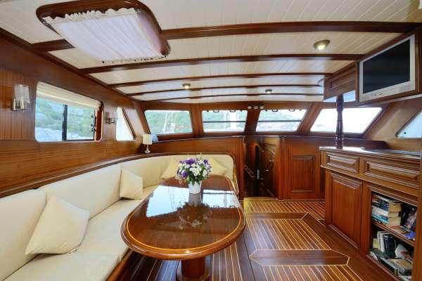 Yacht SAMARKAND 2