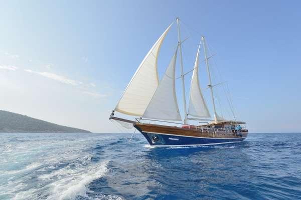 Yacht SAMARKAND - 4