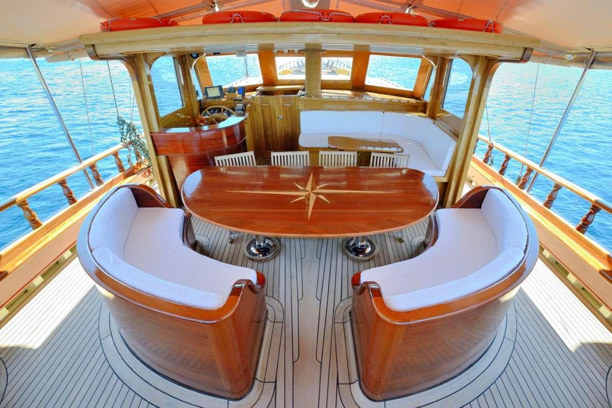 Yacht BURC-U ZAFER 2
