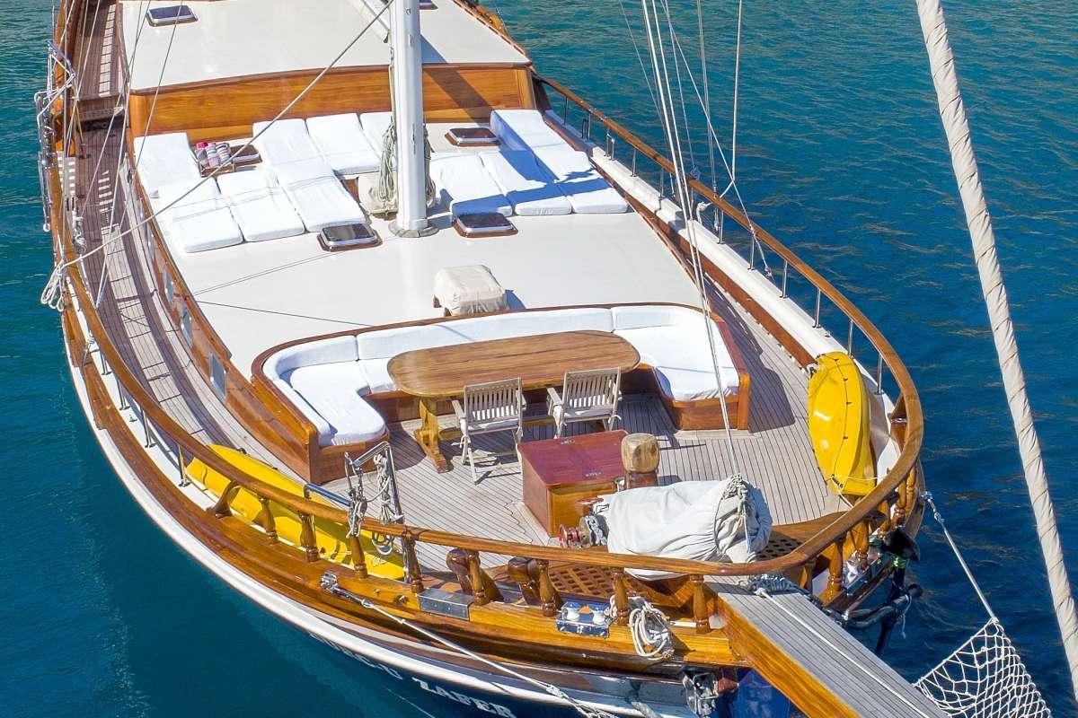 Yacht BURC-U ZAFER - 5