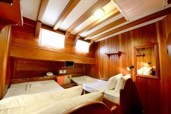 Yacht BURC-U ZAFER - 6