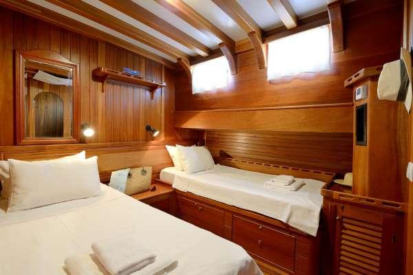 Yacht BURC-U ZAFER - 7