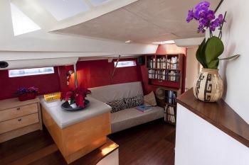Yacht ZULU 3