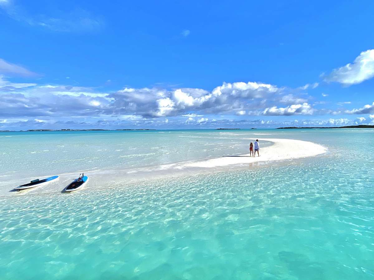 RUBICON Guests Kiting