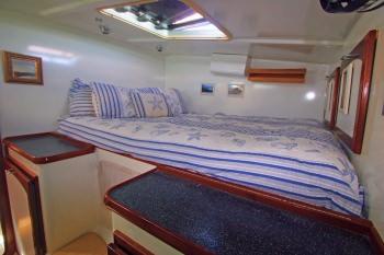 FREEBIRD Starboard Queen Stateroom