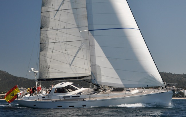 Yacht OCEAN PHOENIX