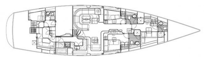 OCEAN PHOENIX's layout