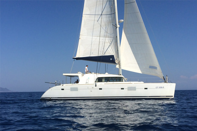 Yacht AZETA I