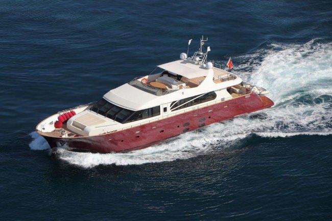 Yacht ARIA