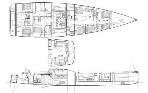 NOMAD IV's layout