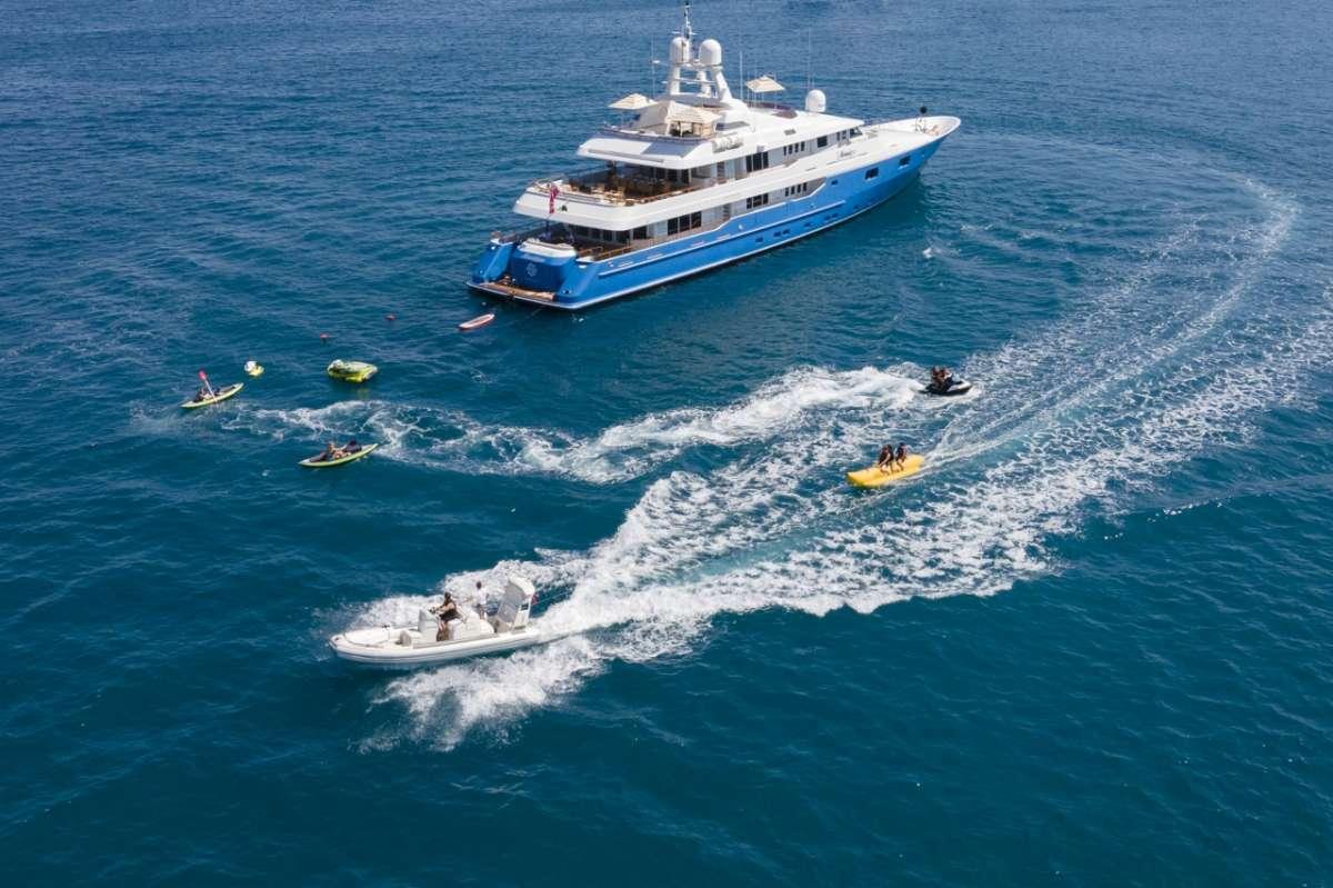 Yacht MOSAIQUE - 9