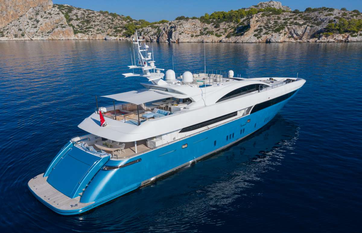 Yacht BARENTS SEA - 17