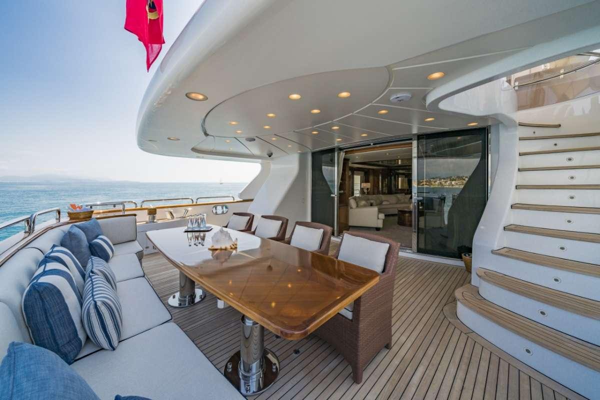 Yacht WILD THYME - 4