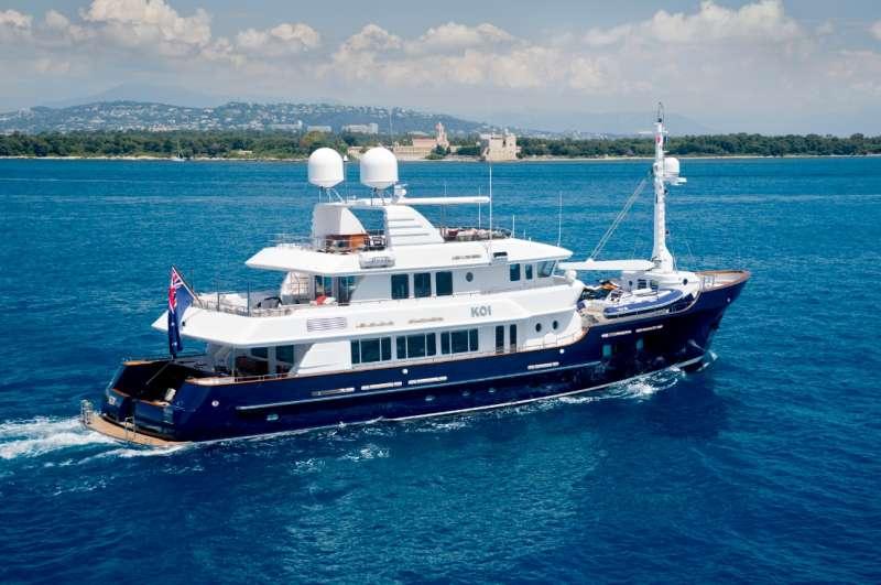 Yacht KOI