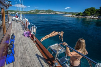 Yacht STELLA MARIS - 18