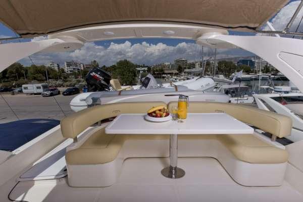 JULY Sun deck