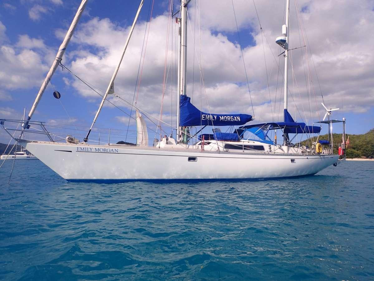 Yacht EMILY MORGAN