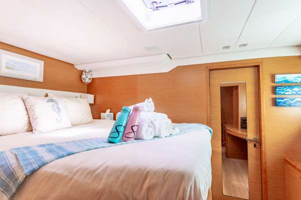 TELLSTAR All Guest Cabins have Ensuite Bath