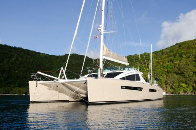 Yacht XENIA 62