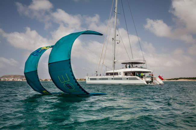 Yacht OCEAN VIEW