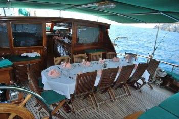 Yacht DERIYA DENIZ - 17