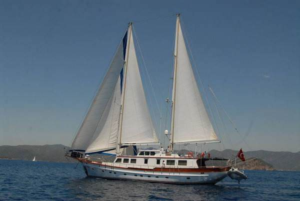 Yacht SIRIUS