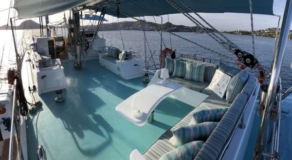 Yacht RIGEL - 15