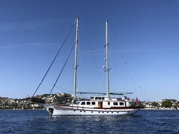 Yacht RIGEL - 16