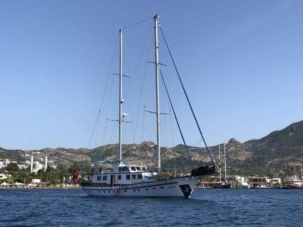 Yacht RIGEL - 17
