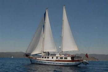 Yacht RIGEL - 18