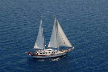 Yacht RIGEL - 19