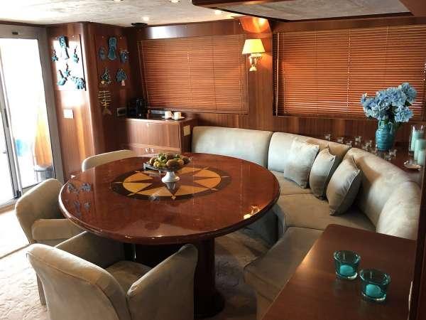 Yacht RIGEL 3