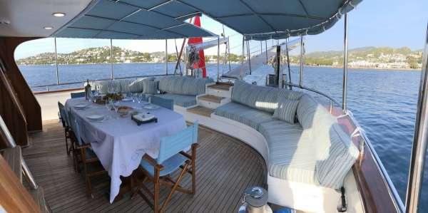 Yacht RIGEL - 4