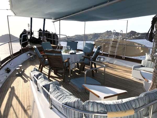 Yacht RIGEL - 5