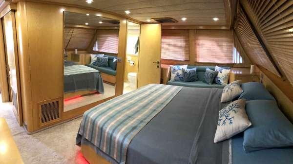 Yacht RIGEL - 7