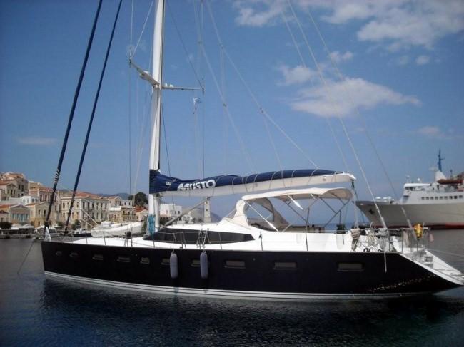 Yacht MUSTO