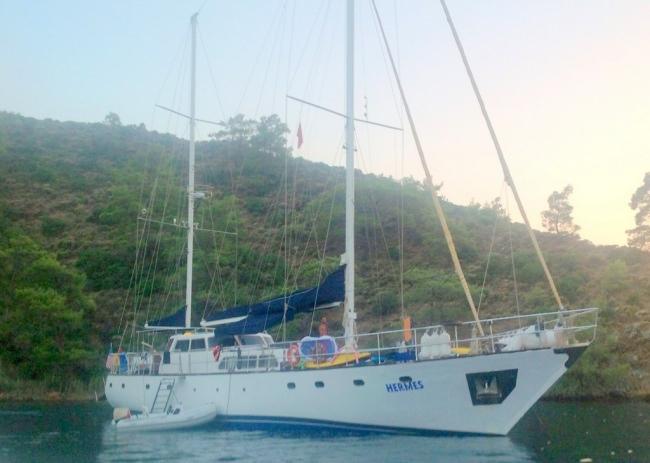 Imbarcazione HERMES
