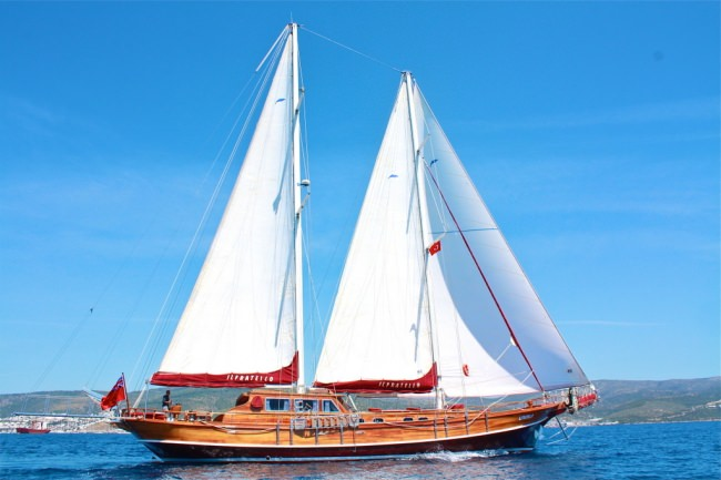 Yacht IL FRATELLO