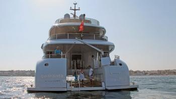 Yacht QUARANTA - 15