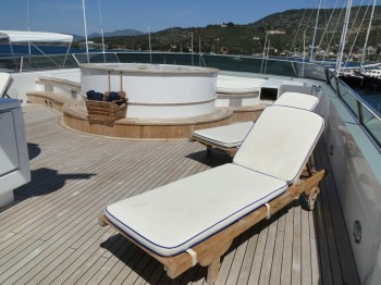 Yacht OURANOS TOO - 11