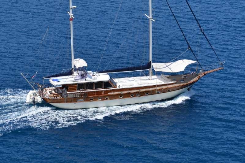 Imbarcazione EUPHORIA