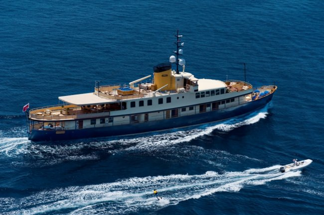 Yacht SEAGULL II