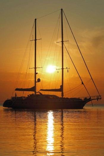 Yacht MISS B - 19