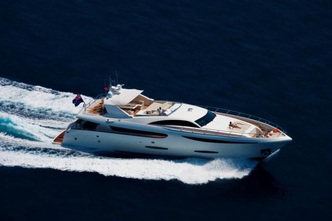 Yacht SUN KISS 33M