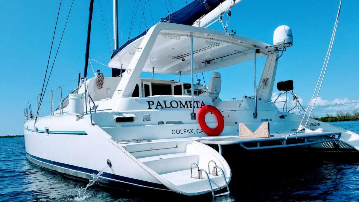 Imbarcazione PALOMETA