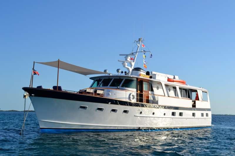 Yacht BONAPARTE