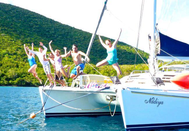 Yacht NADIYA