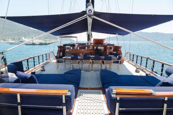 Yacht BLUE EYES - 16
